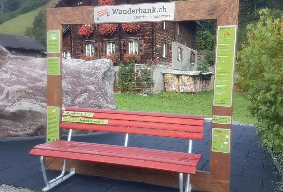 Sonnenereignis im Martinsloch – Elm, Glarus