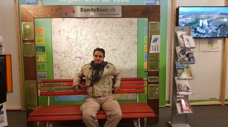 Le RandoBanc retour dans la Romandie